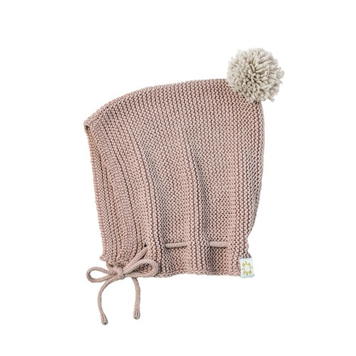 knit bonnet 4 sakura - 마르마르